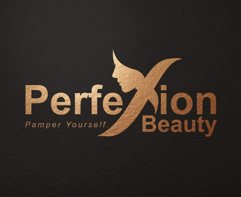 perfection beauty business card