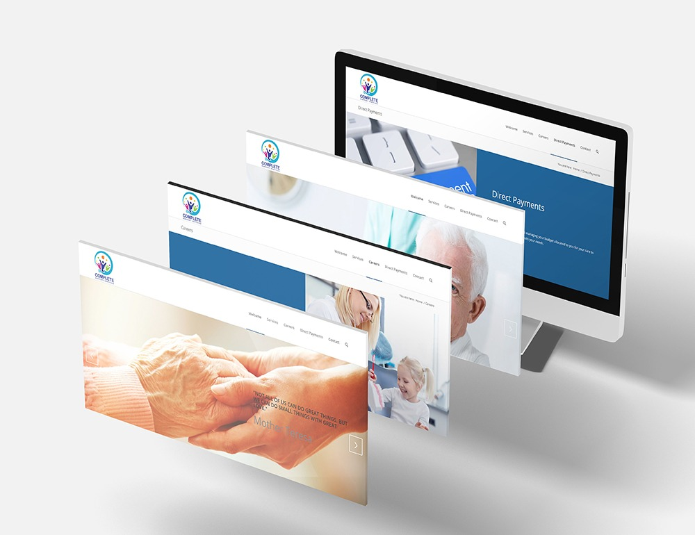 complete care Responsive Web Design