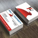 Sell Property Business Cards