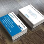 Business Cards bespoke sizes