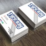 Tyre Bay Business Cards